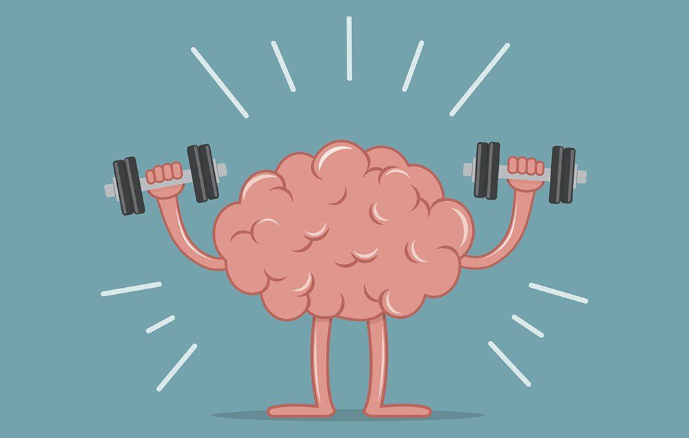 TRAIN YOUR BRAIN: A MAJOR WAY TO SUCCEED